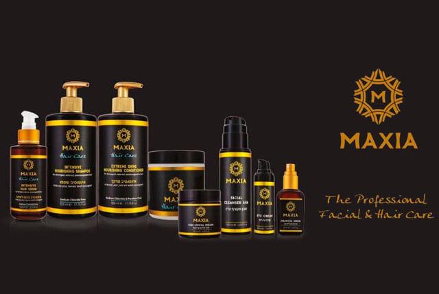 Встречайте - косметика для волос MAXIA!