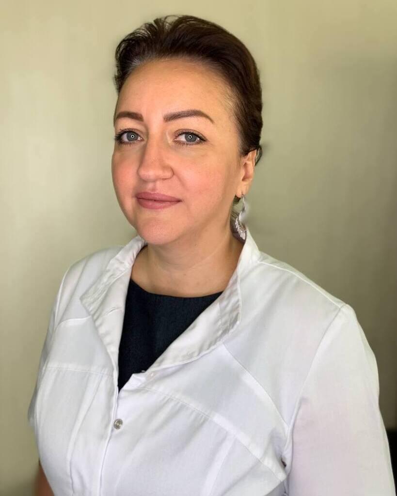 Марина Скородумова